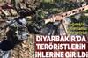 Diyarbakır'ın Lice ve Hani ilçelerinde düzenlenen operasyonlarda terör örgütü PKK'ya ait 2 sığınak...