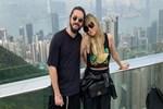 Güzel model aşkıyla Hong Kong'a gitti