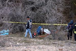 Preslenmiş varil içerisinde ceset bulundu