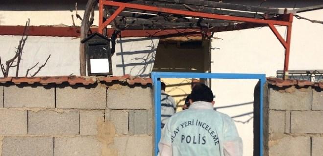 Konya'da dehşet: