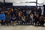 15 kişilik minibüsten 40 kaçak göçmen çıktı!