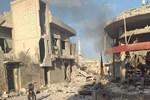 İdlib'de hava saldırısı!