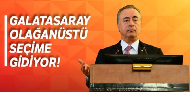 Galatasaray'da yönetim ibra edilmedi