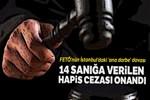 İstanbul'daki ana darbe davasında 14 sanığın cezasına onama