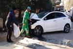 Virajı alamayan sürücü olay yerinde yaşamını yitirdi