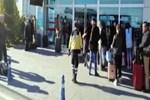 Kayseri Havaalanı'nda silah sesleri yükseldi!
