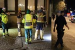 İsveç'te patlama meydana geldi!
