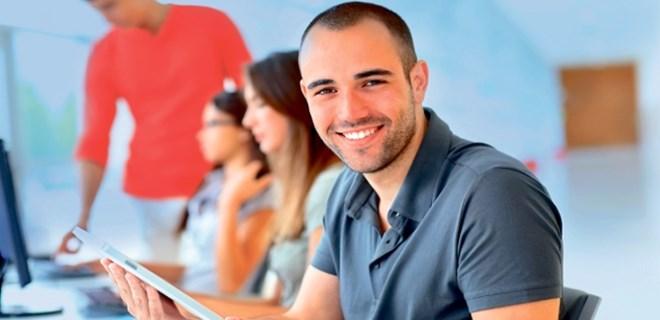 İş kuran gençlere destek!