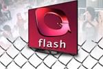 Flash TV'de tensikat depremi!