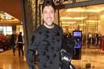 Oktay Derelioğlu Milli maç arasında İstanbul'da