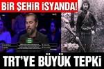 Giresunlulardan TRT'ye 'Topal Osman Ağa' tepkisi