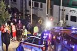 İtalya'da feci tren kazası!..