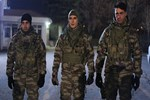 FOX'un Savaşçı dizisinin setinde oyuncular iş durdurdu!