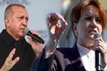 Erdoğan'dan Akşener'e: