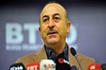Dışişleri Bakanı Çavuşoğlu'ndan çarpıcı açıklamalar