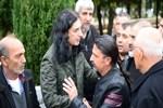Murat Kekilli'nin babası defnedildi