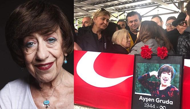Ayben Ermandan Duygulandıran Ayşen Gruda Paylaşımı Magazin