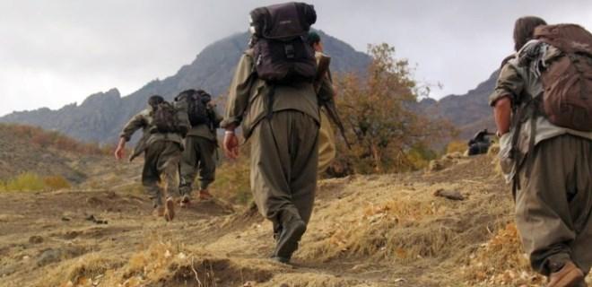 Terör örgütü PKK'da çözülmeler devam ediyor