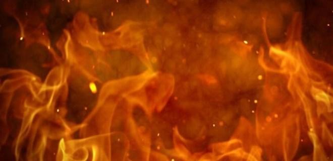 Girne Amerikan Üniversitesinde yangın!
