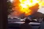 Nijerya'da petrol boru hattında patlama!