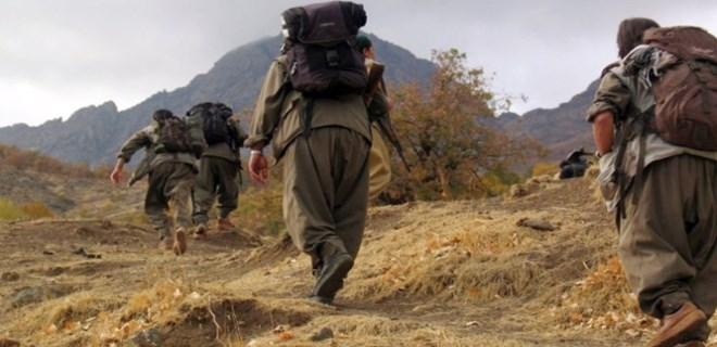 Şırnak'ta PKK'lı kadın terörist teslim oldu