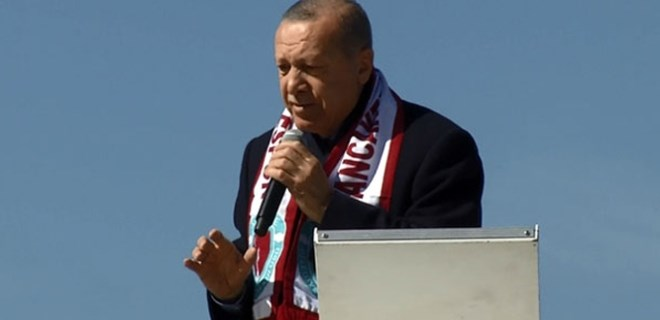 Cumhurbaşkanı Erdoğan'dan Kılıçdaroğlu'na sert tepki