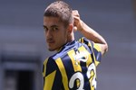 Fenerbahçeli yıldızın aile saadeti