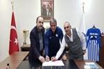 Erzurumspor, Hamzaoğlu ile sözleşme imzaladı