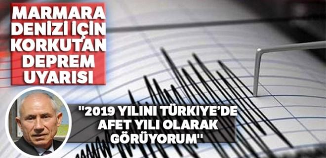 Korkutan deprem açıklamalarının ardı arkası kesilmiyor