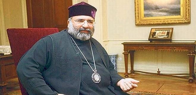 Ermeni Patriği Mesrob Mutafyan vefat etti