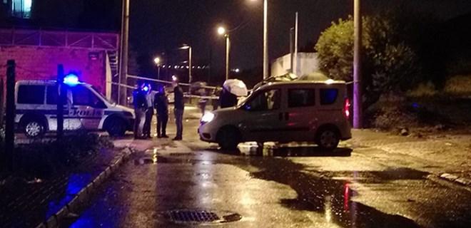 İzmir'de sokak ortasında damat dehşeti