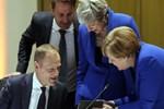 Avrupa liderleri Brexit için toplandı