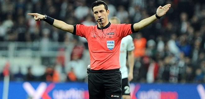 Galatasaray - Fenerbahçe derbisinin hakemi: Ali Palabıyık