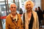 Ahu - Suat Sungur çifti proje görüşmesi yaptı