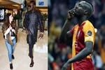 Mbaye Diagne kıyafetiyle olay oldu