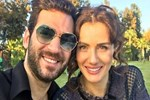 Murat Yıldırım'a eşinden 40 yaş sürprizi