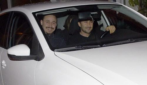 Sabri Sarıoğlu'nun mütevazi arabası