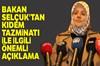 Aile, Çalışma ve Sosyal Hizmetler Bakanı Zehra Zümrüt Selçuk'ten flaş açıklama...