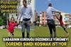 Antalya'da 6.5 aylık dünyaya gelip, henüz 13 günlükken sol bacağı kesilen ve babasının evinin...