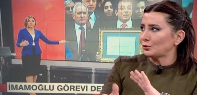 Sevilay Yılman CNN Türk'ü bombaladı!