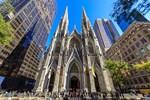 ABD'deki katedrale benzinle saldırı girişimi