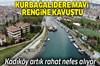 İSKİ tarafından yürütülen Kurbağalıdere Islah çalışmaları sayesinde Kadıköy, dere ve çevresindeki...