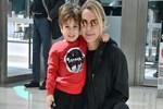 Ece Erken sevimli oğluyla poz verdi