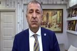 İYİ Parti Genel Başkan Yardımcısı Ümit Özdağ istifa etti!