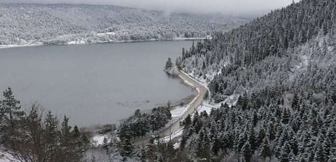 Meteoroloji'den kar ve kuvvetli yağış uyarısı