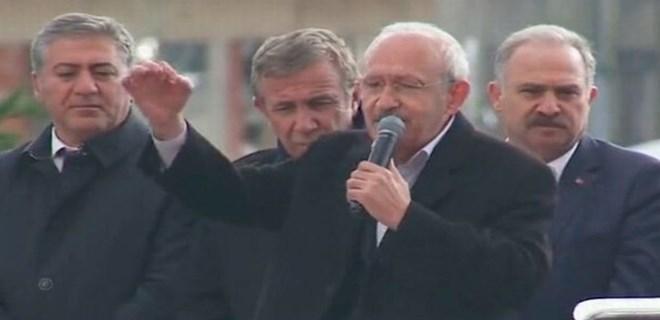 Kemal Kılıçdaroğlu saldırının ardından Genel Merkez'de konuştu