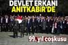 Türkiye Büyük Millet Meclisi Başkanı Mustafa Şentop ve beraberindeki heyet 23 Nisan Ulusal...