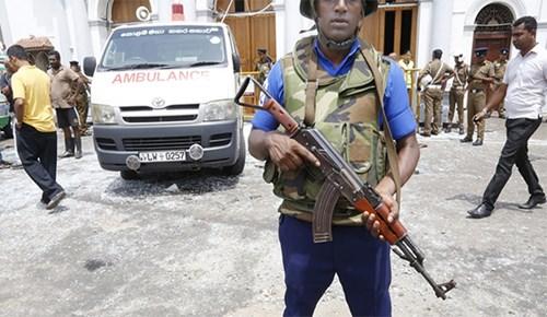 Sri Lanka'da bir patlama daha meydana geldi