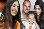Yolanthe Cabau - Wesley Sneijder hattında şok gelişme!