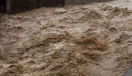 Güney Afrika'da sel ve toprak kayması